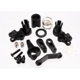 Steering bellcranks/ servo saver/ servo saver spring/ servo spring retainer/servo horn, steering