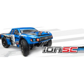 Coche MAVERICK EP 1/18 Ion SC RTR 2,4GHz Short Course