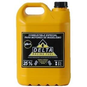 GARRAFA COMBUSTIBLE DELTA 5 LITROS 25%