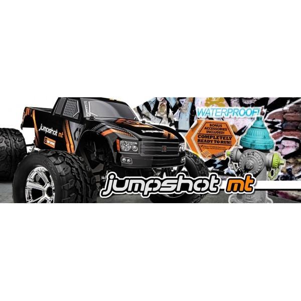 Coche HPI EP 1/10 JumpShot MT 2WD RTR