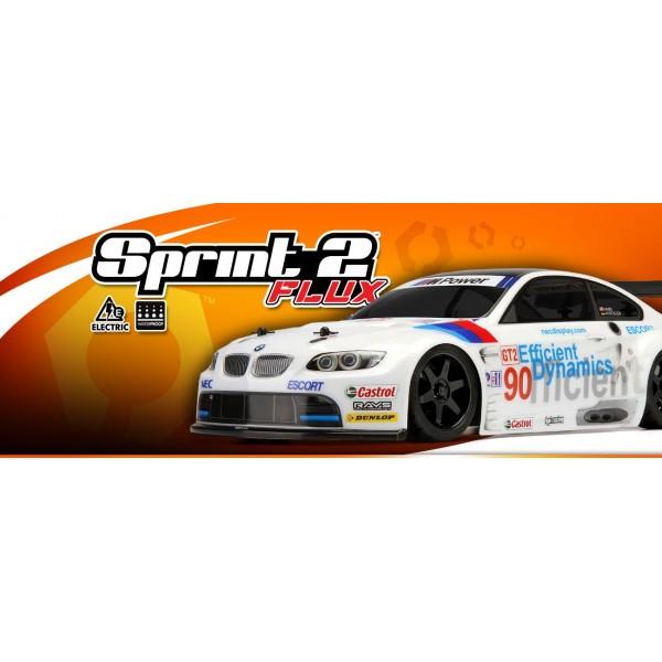 """HPI SPRINT 2 FLUX """"BMW M3"""" 1/10 (2.4GHz)"""