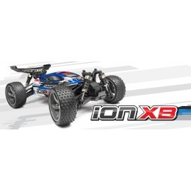 Coche MAVERICK EP 1/18 Ion XB RTR 2,4GHz Buggy