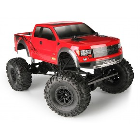 Coche HPI EP 1/8 Crawler King RTR CARROCERIA Ford Raptor