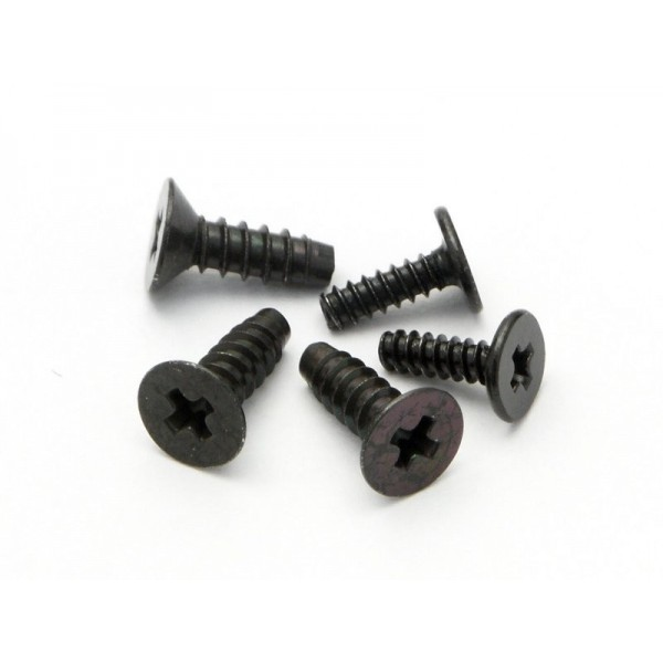 TP. SCREW SET (M2x6mm 10pcs/M2.6x8mm 16pcs)