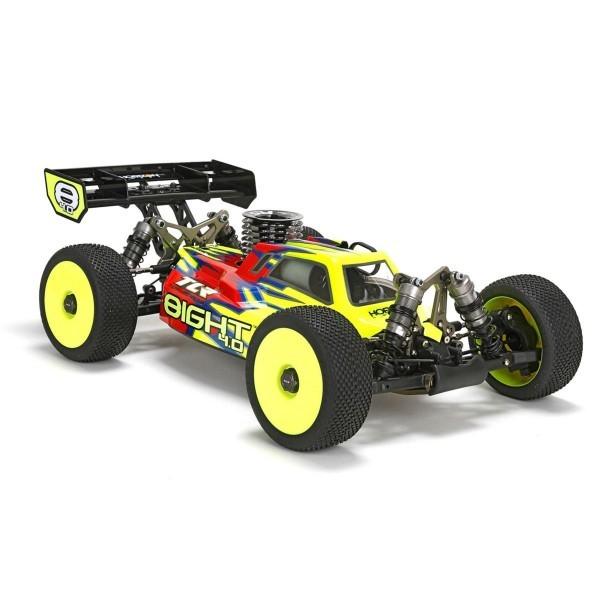 Team Losi Racing 8IGHT 4.0 Nitro Buggy Kit