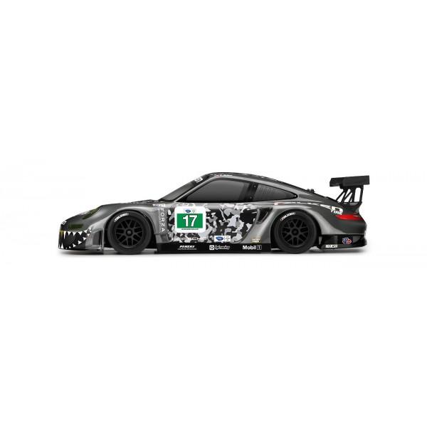 Coche HPI EP 1/10 RS4 Sport 3 FLUX BL RTR c/carr. Falken Porsche 911 GT3R