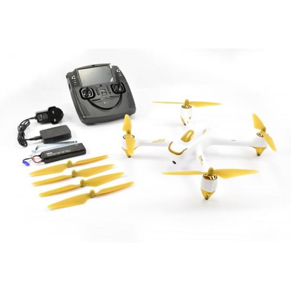 HUBSAN 501S X4 FPV QUAD W/GPS 1080P,1KEY,FOLLOW,HEADLESS