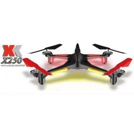 XK INNOVATIONS X260 QUAD w/MINI FPV SCREEN & CAMERA