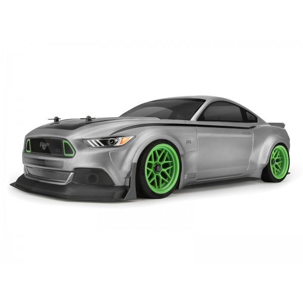 Coche HPI EP 1/10 RS4 Sport 3 RTR Ford Mustang 2015 Spec 5