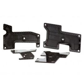 Hot Bodies D815 Carbon Arm Inserts  0.75mm  Set