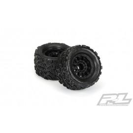 Big Joe II 3.8 (Traxxas Style Bead) All Terrain Tires Mounted