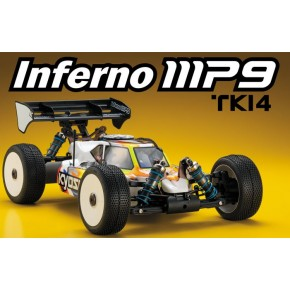 KYOSHO INFERNO MP9 TKI4 SP...