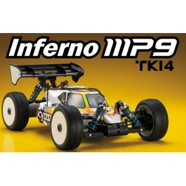 KYOSHO INFERNO MP9 TKI4 SP (w/IFW461)