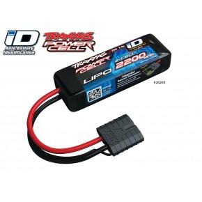 Power Cell LiPo 2200mAh 7.4V 2S 25C , all 1/16 models ID