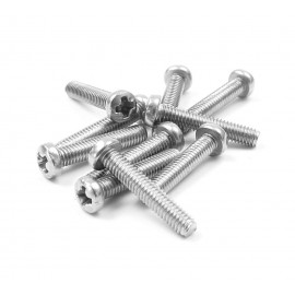 SCREW PHILLIPS M2.5x20 (10)