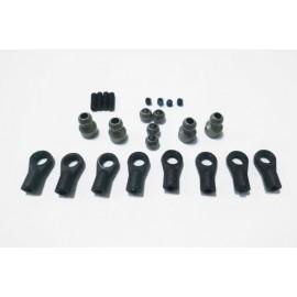 Soporte barra estabilizadora (4pzs) S8 NXR