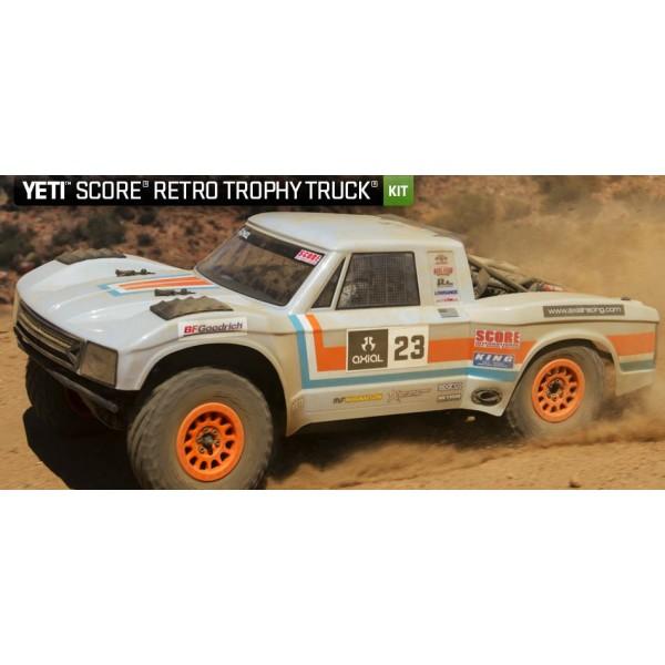 Axial Yeti SCORE Trophy Truck 1/10 Scale 4WD KIT