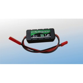 PLX Alarma Li-Po 2/3/4S