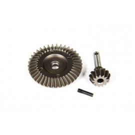 Heavy Duty Bevel Gear Set - 38T/13T
