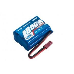 Batería 7,2V-800mAh NiMH...