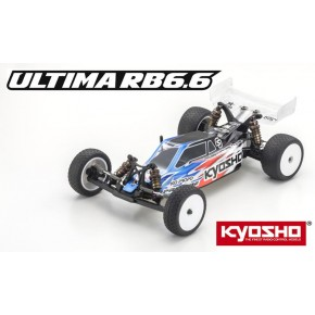 kYOSHO ULTIMA RB6.6 1:10 2WD KIT