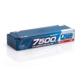 Batería 7,4V-7500mAh LiPo 110/55C C.dura 1/10 Big Mama