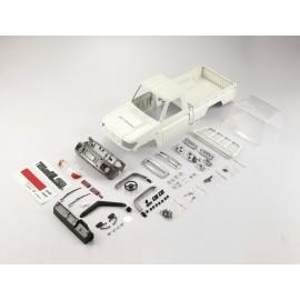 1/10 Toyota Land Cruiser 70 ABS Hard Body Set Kit
