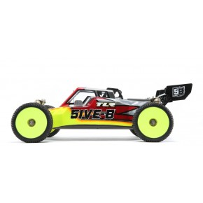 TLR 5IVE-B 1/5 4WD Buggy Race KIT Gasolina