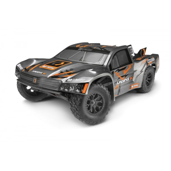 Coche HPI Jumpshot SC 2WD Short-Course Truck RTR