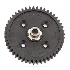 Spur Gear, 47T, composite, V2