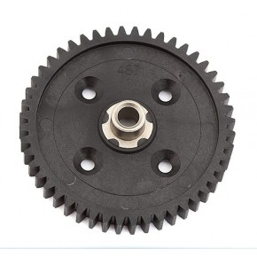 Spur Gear, 48T, composite, V2