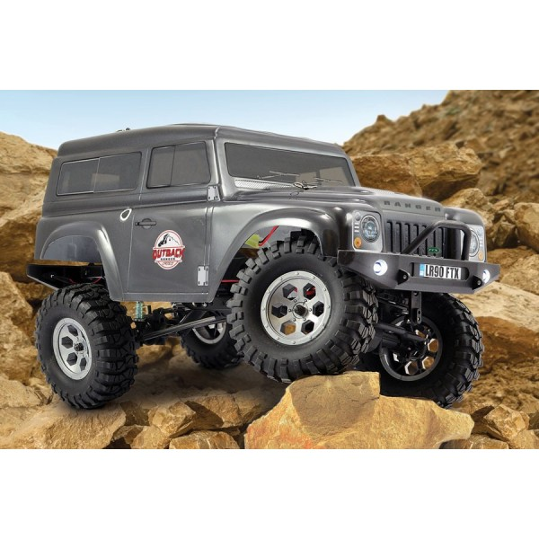 CRAWLER FTX OUTBACK RANGER 4X4 TRAIL 1/10 RTR