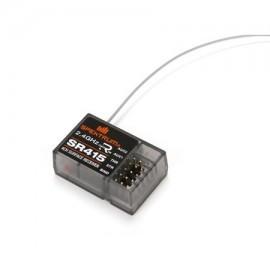 SR3100 DSM2 3CH Receiver:Surface