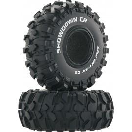 "2.2"" Showdown CR Tire (2) C3 1/10"
