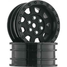 "1.9"" Scaler CR Mounted Black (2) (12mm Hex) 1/10"
