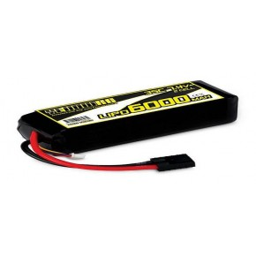 Yellow RC LiPo 6000mAh 7.4V...