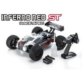 INFERNO NEO ST RACE 2.0 READYSET T1 SILVER (KT331P-KE25)