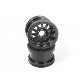 2.2 Method Beadlock Wheels IFD Wheels Black (2pcs)
