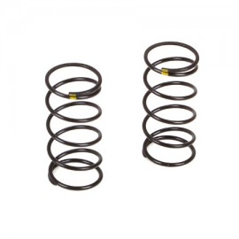 Front Shock Spring Soft Yellow (2)  TWH