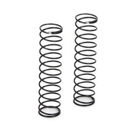 Rear Shock Spring Medium Silver (2): TWH
