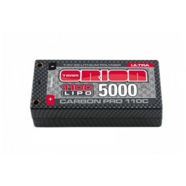 BATERIA LIPO 2S CARBON PRO SHORTY ULTRA 5000-110C-7.4V (208g)