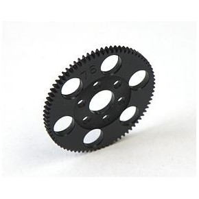 48DP XRAY T2 008 SPUR GEAR, 87T