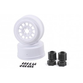 2.2 3.0 Method 105 Wheels 41mm (White) (2pcs)