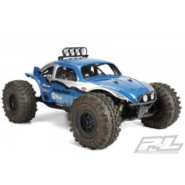 PROLINE VW BAJA BUG CLEAR BODY SHELL FOR YETI