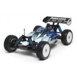 COCHE RC8.2BE RTR BUGGY ELECTRICO 2012