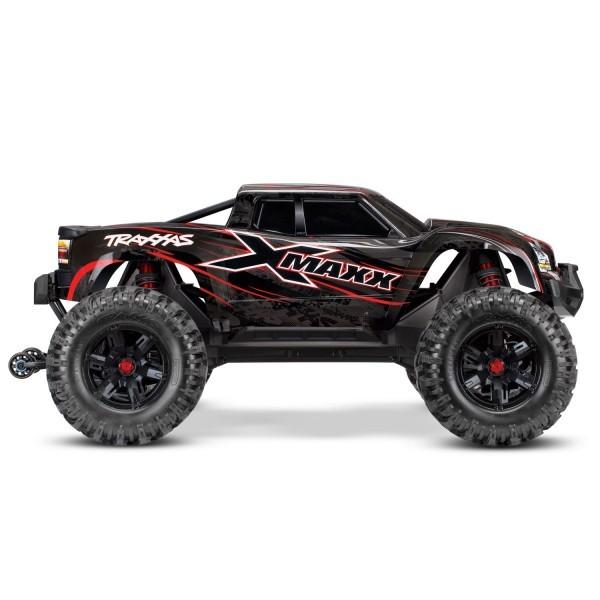 Traxxas X-Maxx 4WD 8S brushless monstertruck 2017