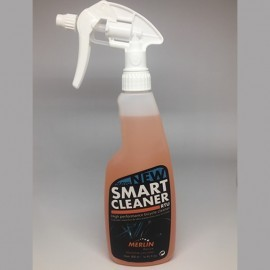 MERLIN SMART CLEANER Ready to use.