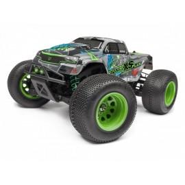 Coche HPI EP Savage XS Flux MT 4WD RTR c/carr. Vaughn Gittin Jr.