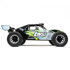 LOSI 1/5 DESERT BUGGY XL-E 4WD Electric Buggy RTR Negro