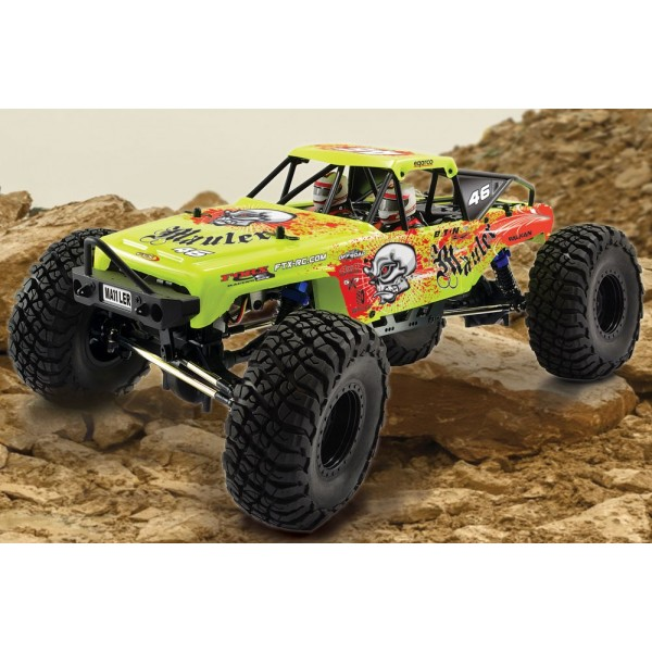 FTX MAULER 4X4 ROCK CRAWLER BRUSHED 1:10 READY-TO-RUN